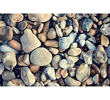 The Stones Beneath My Feet Photographic Print