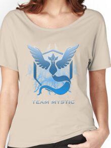 Pokemon Go - Team Mystic Women's Relaxed Fit T-Shirt