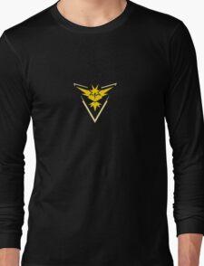 Team Instinct (Pokemon Go) Long Sleeve T-Shirt