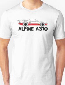 Renault Alpine A310 T-Shirt