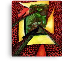 Hierurgical Mystery Canvas Print