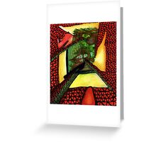 Hierurgical Mystery Greeting Card