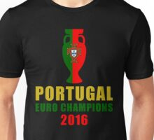 Champions Euro Unisex T-Shirt