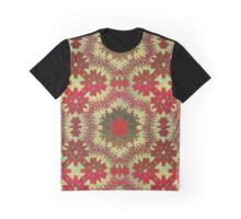 Artistic  colorful  Graphic T-Shirt