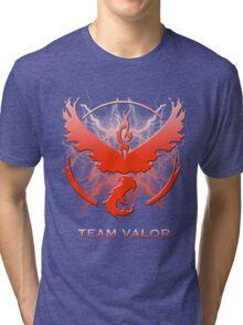 Pokemon Go - Team Valor Tri-blend T-Shirt