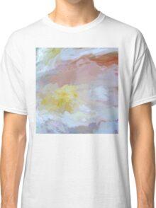 Springtime Peonies In Full Bloom Classic T-Shirt