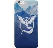 PokemonGO Team Mystic  iPhone Case/Skin