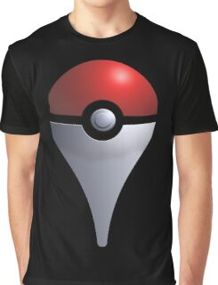 Pokemon Go - Maps Icon Graphic T-Shirt