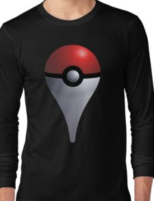 Pokemon Go - Maps Icon Long Sleeve T-Shirt