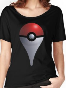 Pokemon Go - Maps Icon Women's Relaxed Fit T-Shirt