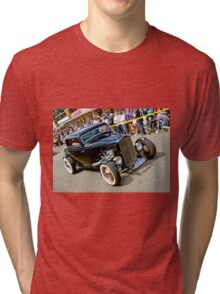 Ford Street Rod Tri-blend T-Shirt