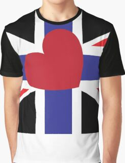 Union flag [leather pride] Graphic T-Shirt