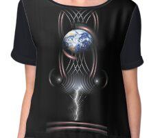 sphere 1 Chiffon Top