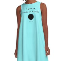Golf Humor - I Got A Hole in One!! (Sock) T-shirt & Top A-Line Dress