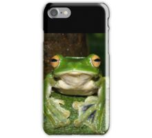 Helen's Flying Frog iPhone Case/Skin