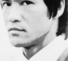 (LEGEND) Bruce Lee Sticker