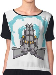 Zenyatta - Together Women's Chiffon Top