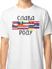Slavic Glory and Unity Classic T-Shirt