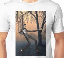 Slender Man Elvis Unisex T-Shirt