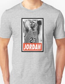 (BASKETBALL) Michael Jordan Unisex T-Shirt