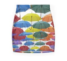 Umbrella Mini Skirt