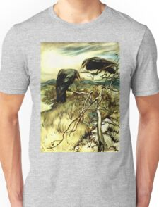 The Two Crows Unisex T-Shirt