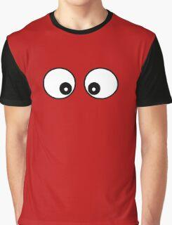 Googly Eyes Dress Graphic T-Shirt