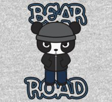 Bear Road (Panda) by BK4REVENGE