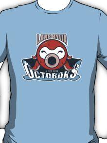Lake Hylia Octoroks - Team Zelda T-Shirt