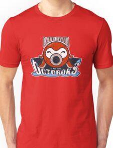Lake Hylia Octoroks - Team Zelda Unisex T-Shirt