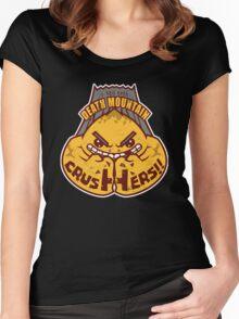 Death Mountain Crushers - Team Zelda Women's Fitted Scoop T-Shirt