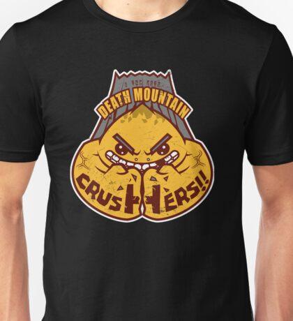 Death Mountain Crushers - Team Zelda Unisex T-Shirt