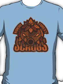 Kokiri Forest Scrubs - Team Zelda T-Shirt