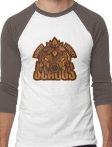Kokiri Forest Scrubs - Team Zelda Men's Baseball ¾ T-Shirt