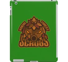 Kokiri Forest Scrubs - Team Zelda iPad Case/Skin