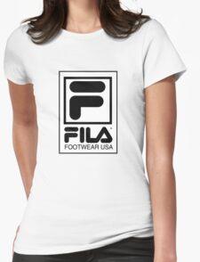 Fila Classic Womens Fitted T-Shirt