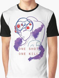 Spider's  gaze Graphic T-Shirt