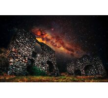 Sparta by starlight  Photographic Print