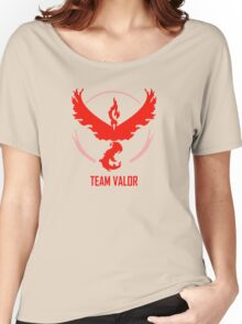 Go Team Valor Women's Relaxed Fit T-Shirt