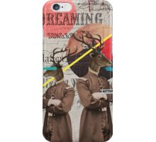 Animal Collection by Elo -- The Guardians iPhone Case/Skin