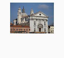 La chiesa di Santa Maria del Rosario, Venice Italy Unisex T-Shirt