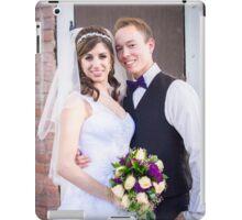 Tucker Wedding - Bride and Groom iPad Case/Skin
