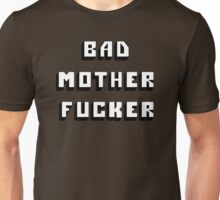 -TARANTINO- Bad Mother F*cker Unisex T-Shirt