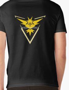 #Team Instinct Mens V-Neck T-Shirt