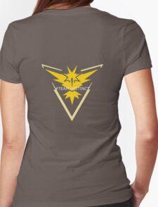 #Team Instinct Womens Fitted T-Shirt
