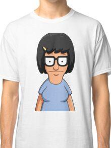 Tina Belcher Unicorn Pattern Pink Classic T-Shirt