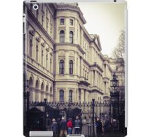 London classic street scene iPad Case/Skin