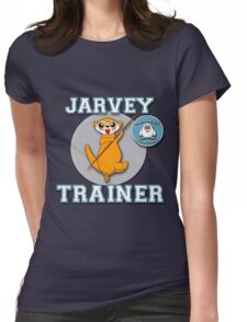 Jarvey Trainer (fantastic beasts) Womens Fitted T-Shirt