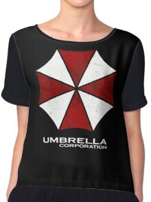 -GEEK- Umbrella Corporation Chiffon Top