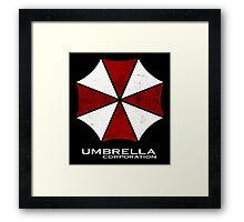-GEEK- Umbrella Corporation Framed Print